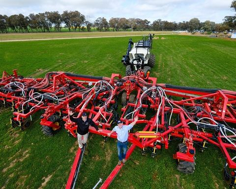 Henty Machine Of the Year awards open