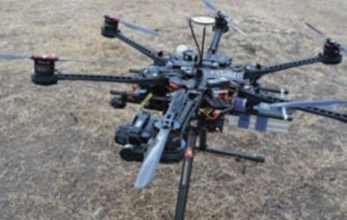 Unmanned aerial vehicles take flight