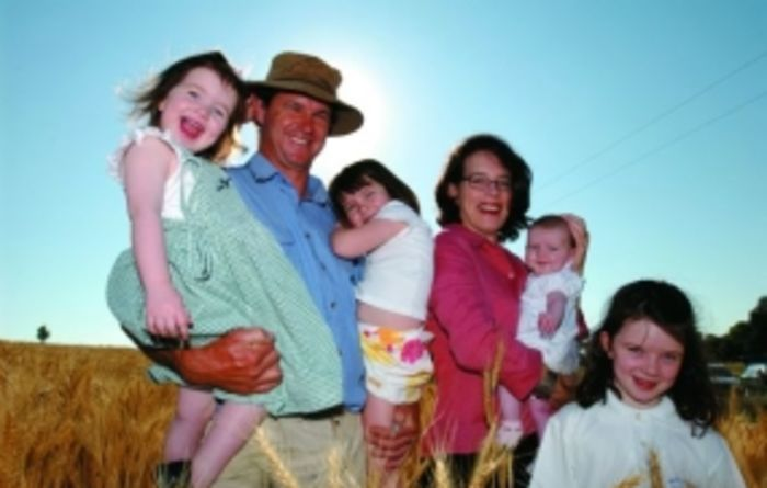Family farms the heart and soul of ag