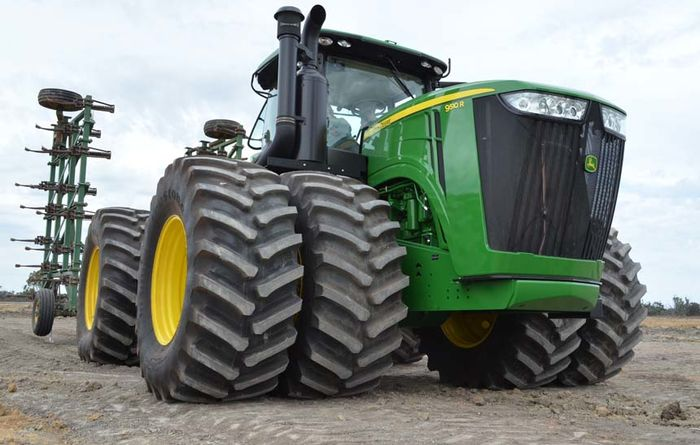 Tractor sales on course for another good year