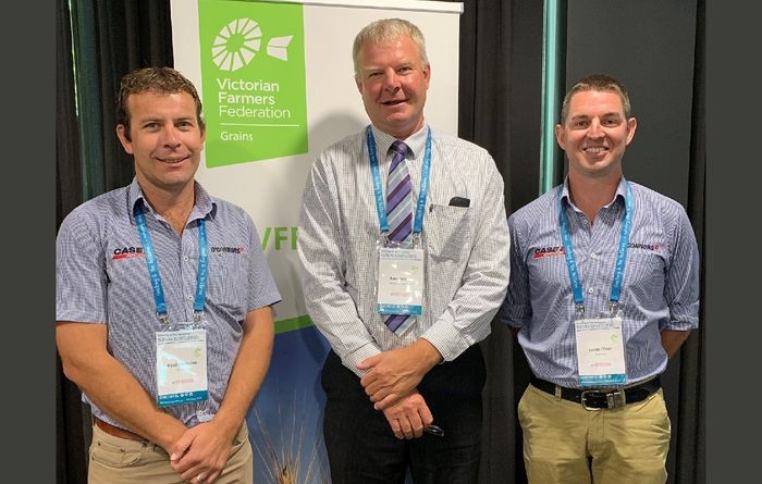 Grains conference highlights social licence