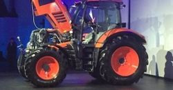 Kubota launches new tractors