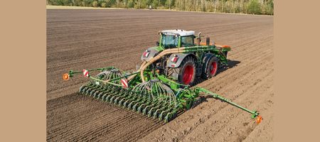 New cultivator drill from Amazone announced