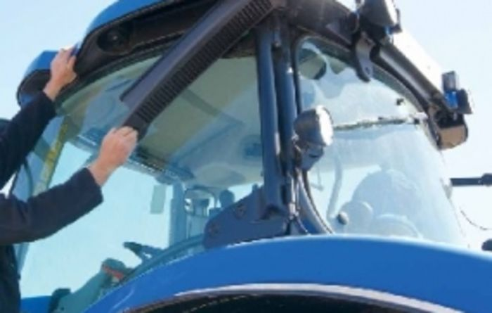 Carbon filters essential for safety in machinery cabs