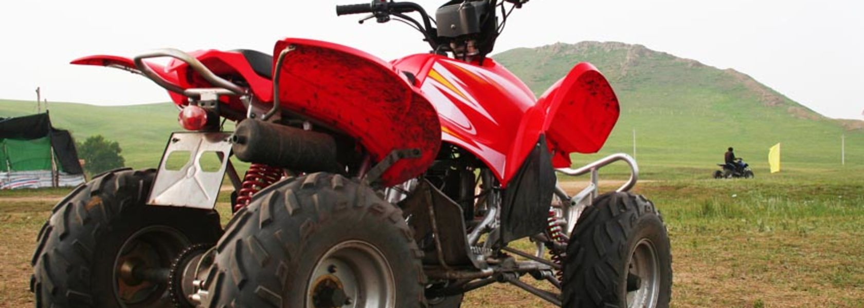 From the Editor: quad bike safety