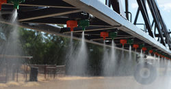 New boom recirculation spearheads latest spraying product range