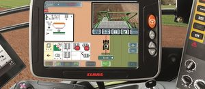 Claas introduces new satellite signals