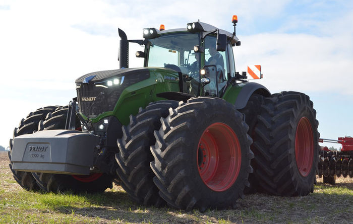 Farmers driving uptake of finance for efficient equipment