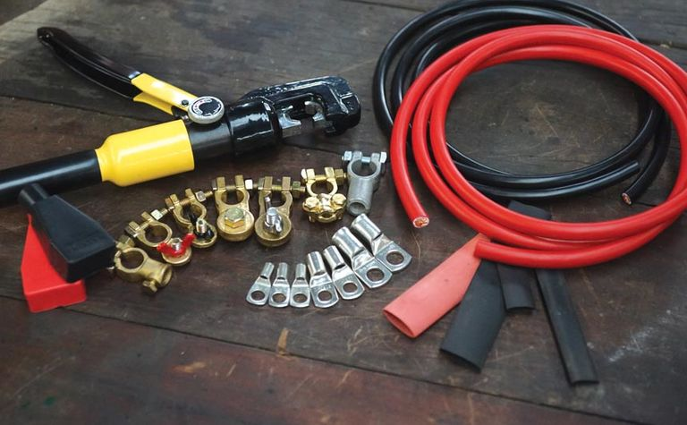 WORKSHOP: Crank up the amps with DIY battery cables Part II