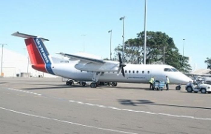 Skytrans grounded