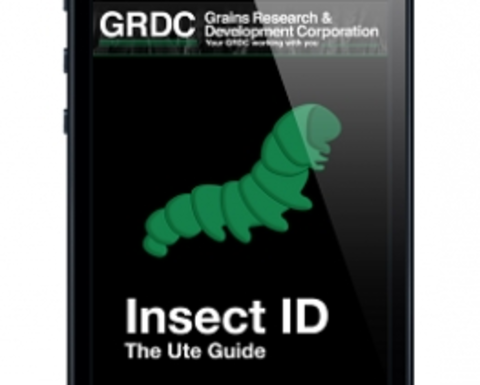 Pests detailed in app for mobile devices