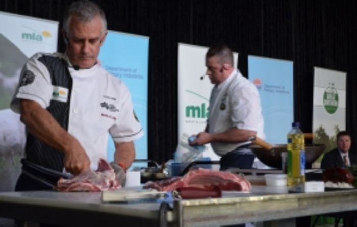 Lambex draws a crowd
