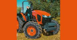 New Kubota range of ROPS tractors released