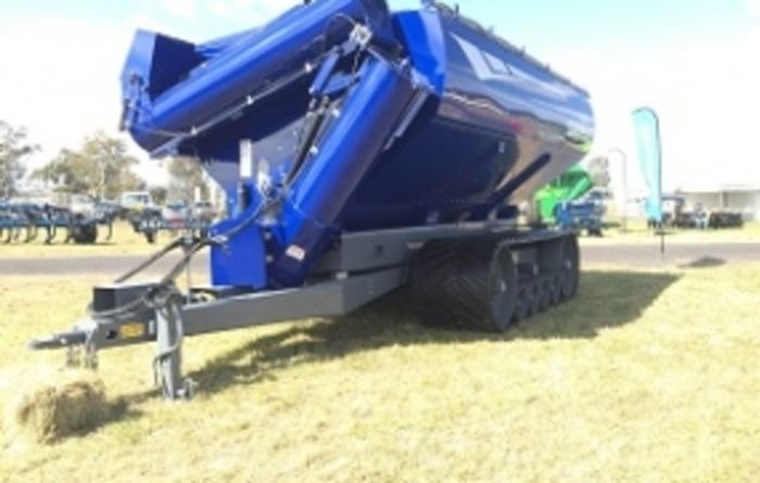 Plenty on offer at AgQuip