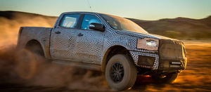 Ford Raptor closing in on Australia