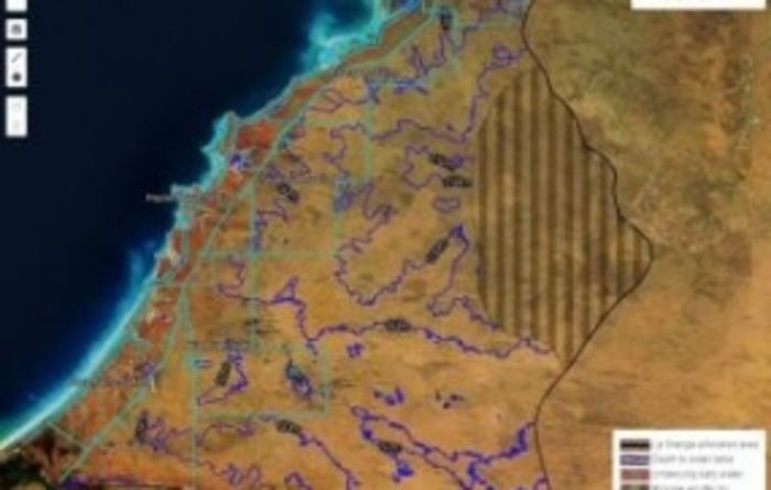 Online map helps identify West Kimberley water