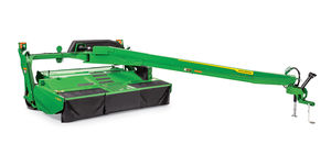 John Deere expands mower range