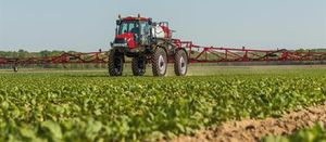 Patriot sprayer boasts precision and comfort