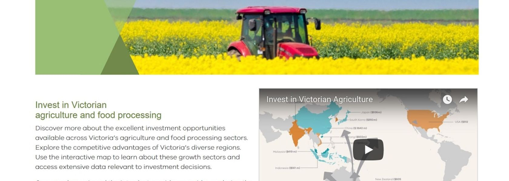 Invest Victoria website launched