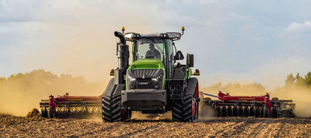 Fendt launches 502kW tracked tractor