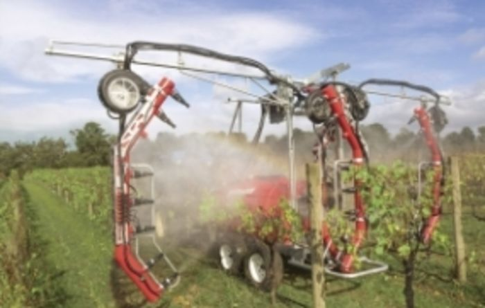 Silvan's new sprayer a potential game-changer
