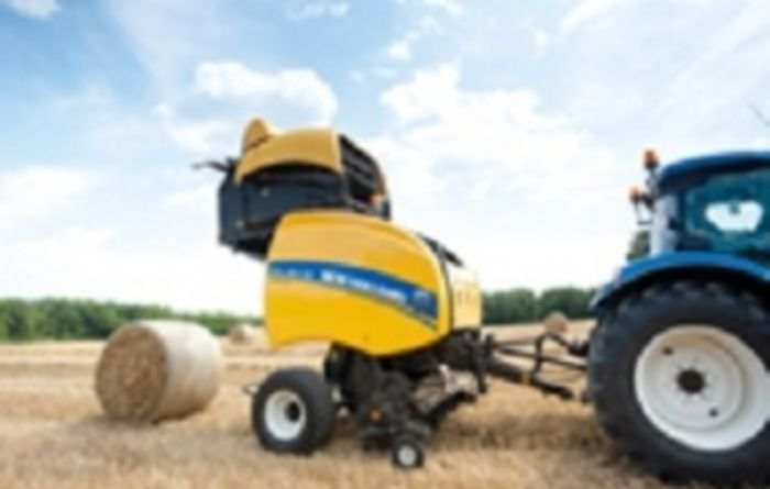 Out with the old, in with the new from New Holland