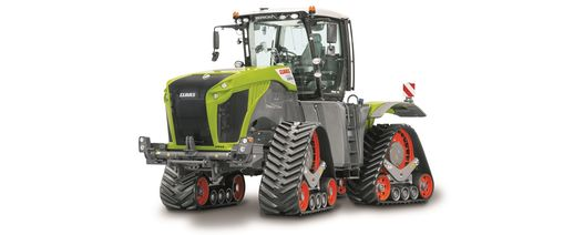 CLAAS brings change to Xerion range