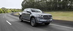 Mazda confirms BT-50 dual cab pricing