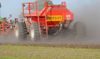 Large-scale seeding demo to be held next week