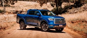Three tonne towing capacity confirmed for new GWM Ute