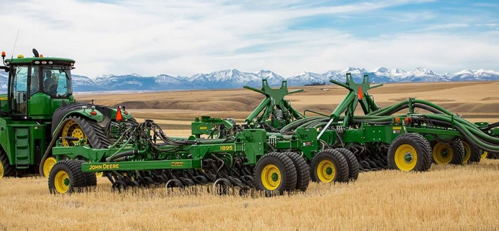 John Deere introduces 18m no-till drill and ProSeries openers