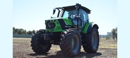 New Deutz-Fahrs rolled out