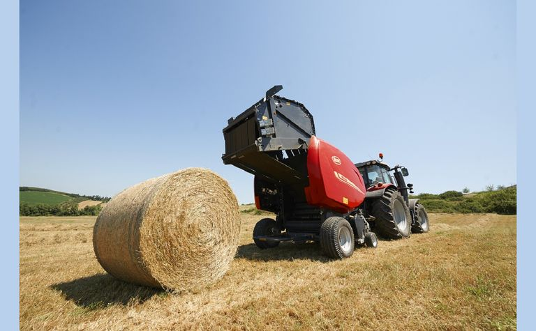 New Vicon balers announced