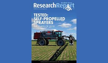 Tested: Self-propelled sprayers