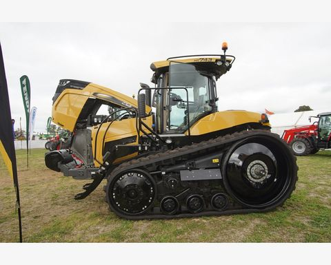 Machinery sales best in decades