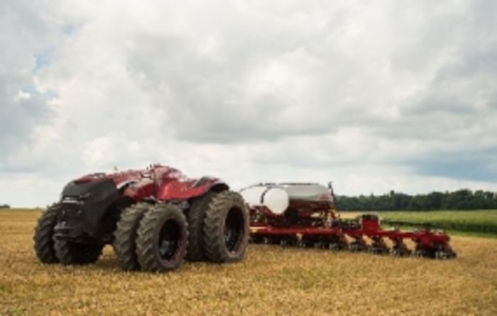 Autonomous tractors to ease skill shortage: CASE IH