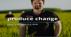 Nuffield scholarships now open