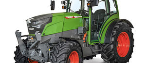 Electric Fendt lights up Agritehnica