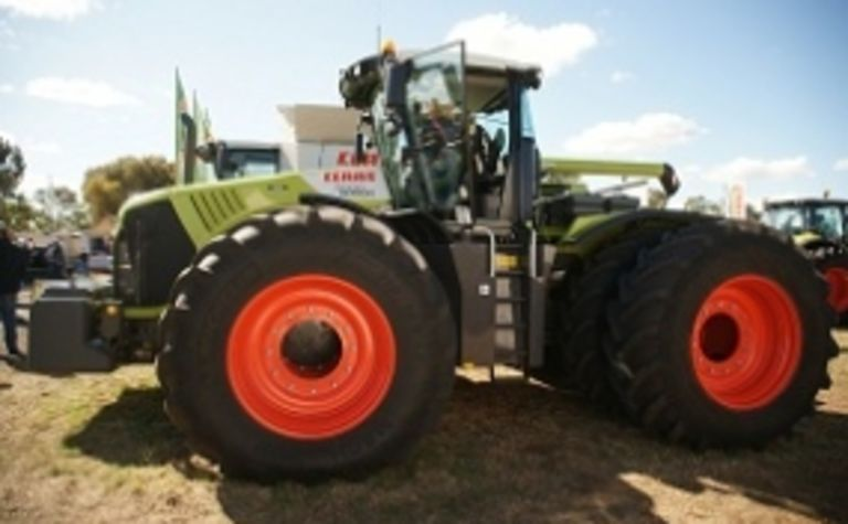 Heavy-hitting horsepower tractor update