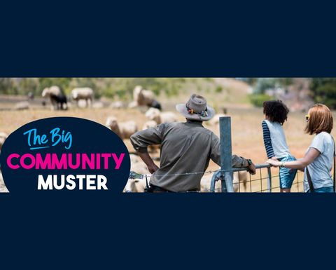 Community Muster program kicks off