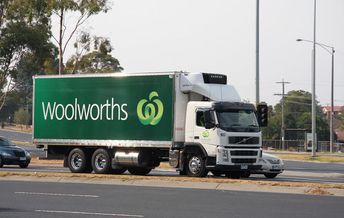 Produce prices lift Woolies profits