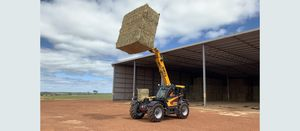 Dieci delivers two new telehandlers