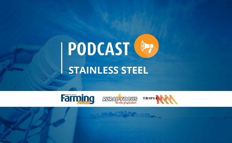 Podcast: Stainless steel