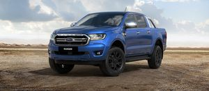 Ford Ranger line up boosted