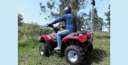 Quad bike rollbars to be mandatory