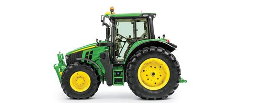 New 6M tractors from John Deere