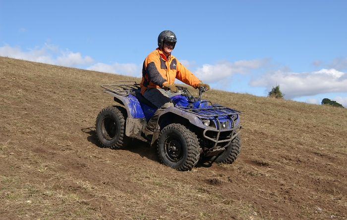 Positive response to quad bike safety rebates