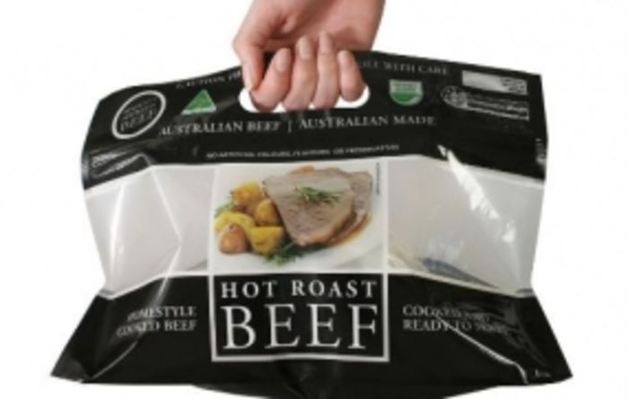 Aussie beef takes on barbecue chicken