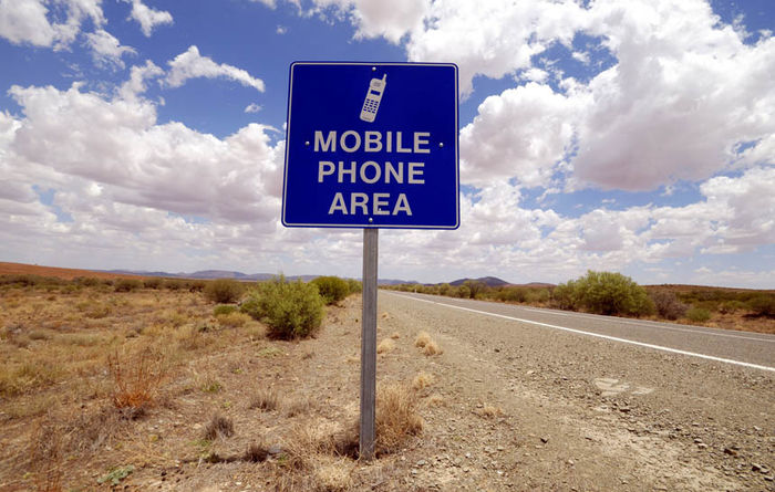 Mobile roaming in the bush not the answer - ACCC