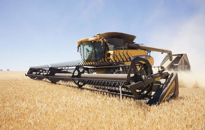 Getting on the front foot with harvester fronts
